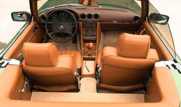 1986 Mercedes-Benz SL 300