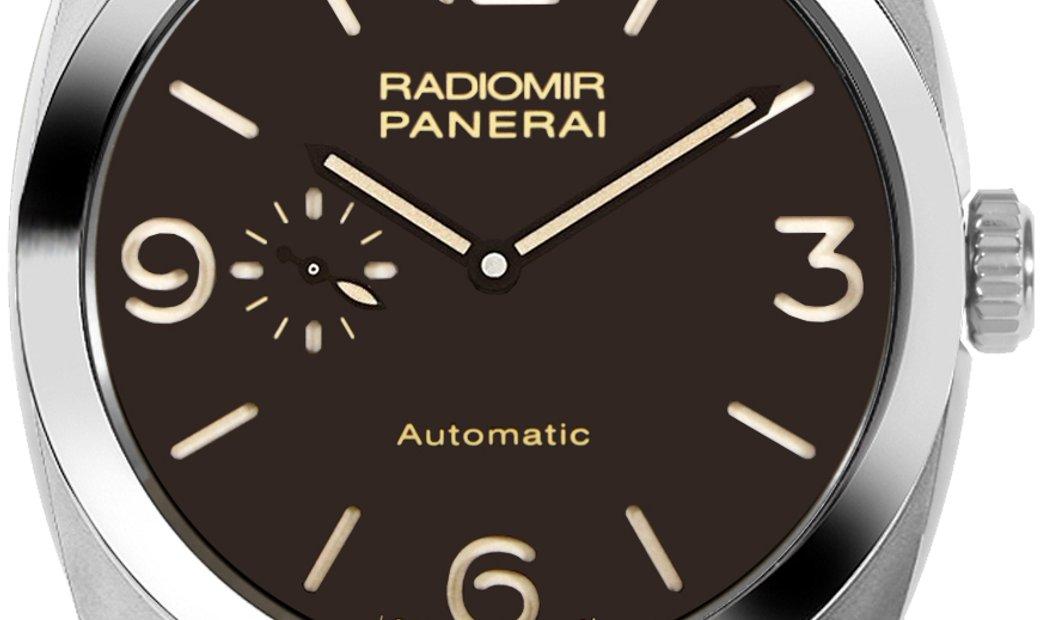 PANERAI RADIOMIR 1940 3 DAYS AUTOMATIC TITANIO  PAM00619