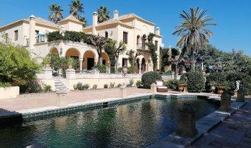 Недвижимость в Эстепона, Андалусия, Испания 1