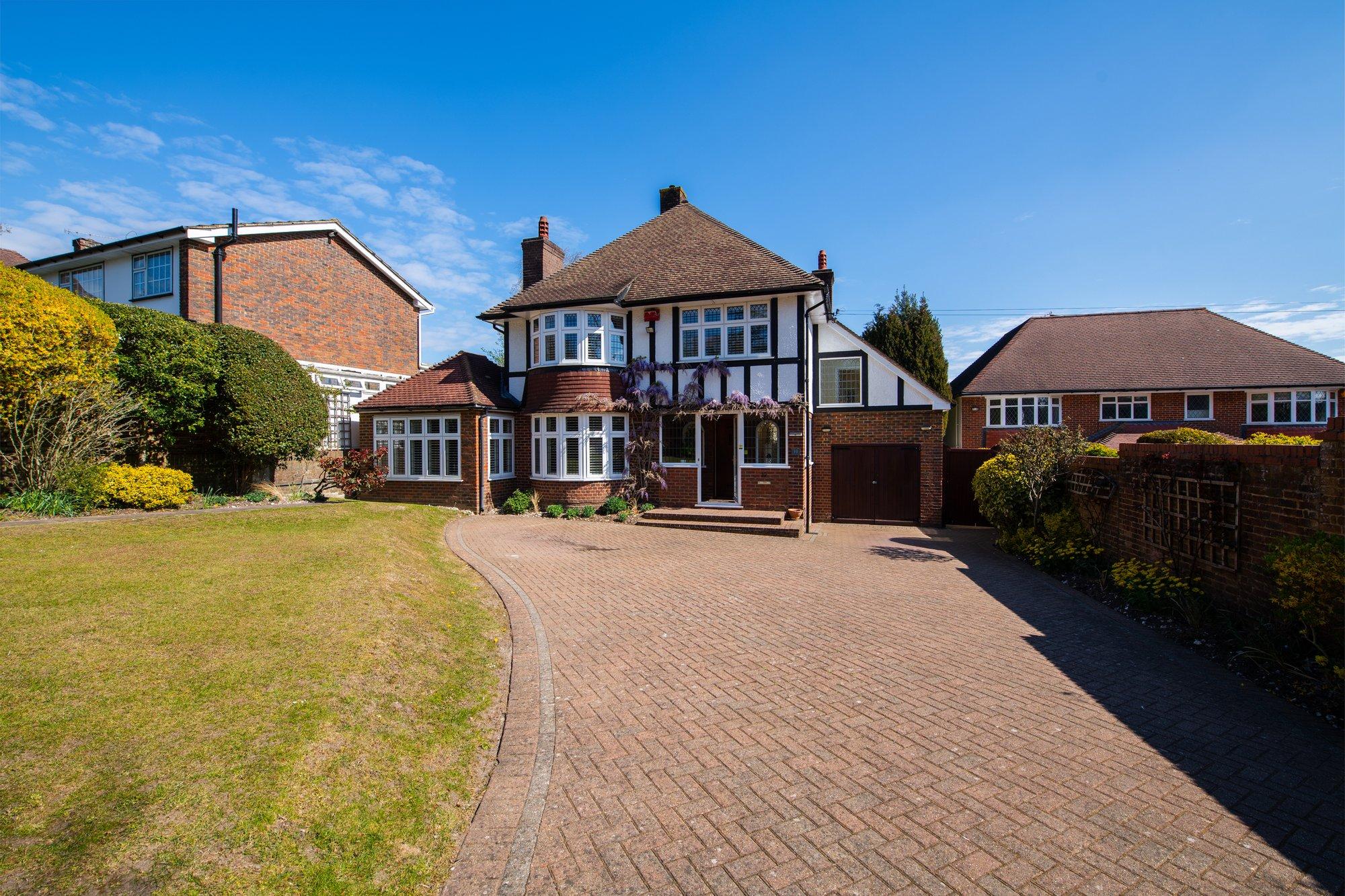 House in Epsom, England, United Kingdom 1