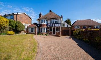 Haus in Epsom, England, Vereinigtes Königreich 1