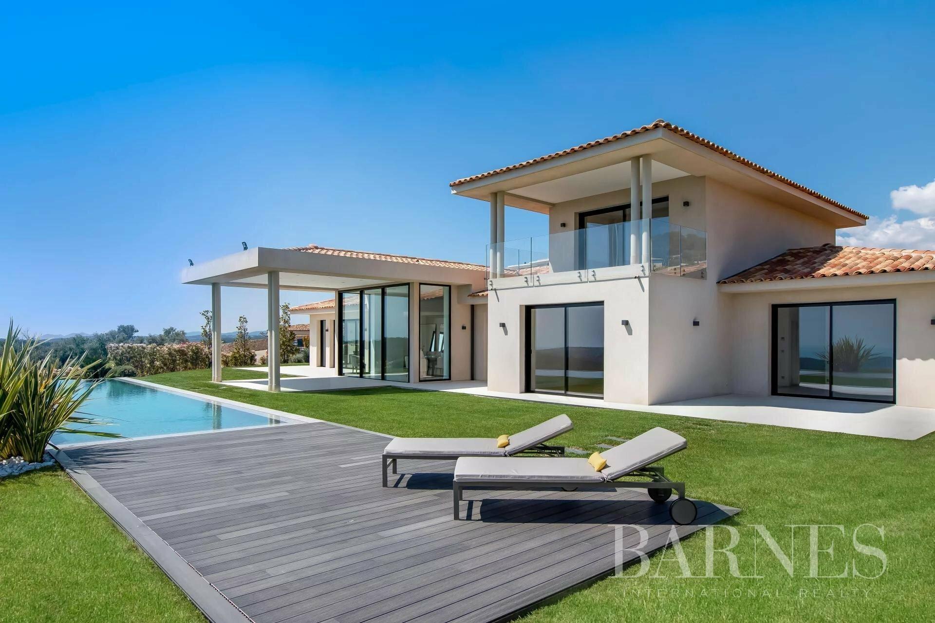 Villa a Roquefort-les-Pins, Provenza-Alpi-Costa Azzurra, Francia 1 - 11437605