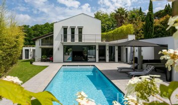 Дом в Сен-Жан-де-Люз, Нувель-Акитэн, Франция 1