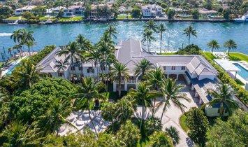 Huis in Boca Raton, Florida, Verenigde Staten 1