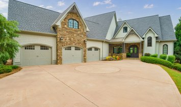 House in Eatonton, Georgia, United States 1