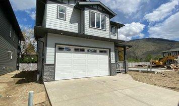 House in Kamloops, British Columbia, Canada 1