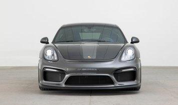 2015 Porsche Cayman S Coupe 2D