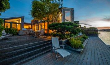 Casa a Stinson Beach, California, Stati Uniti 1