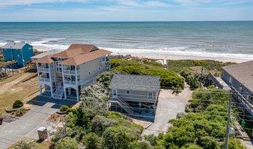 Casa a North Topsail Beach, Carolina del Nord, Stati Uniti 1