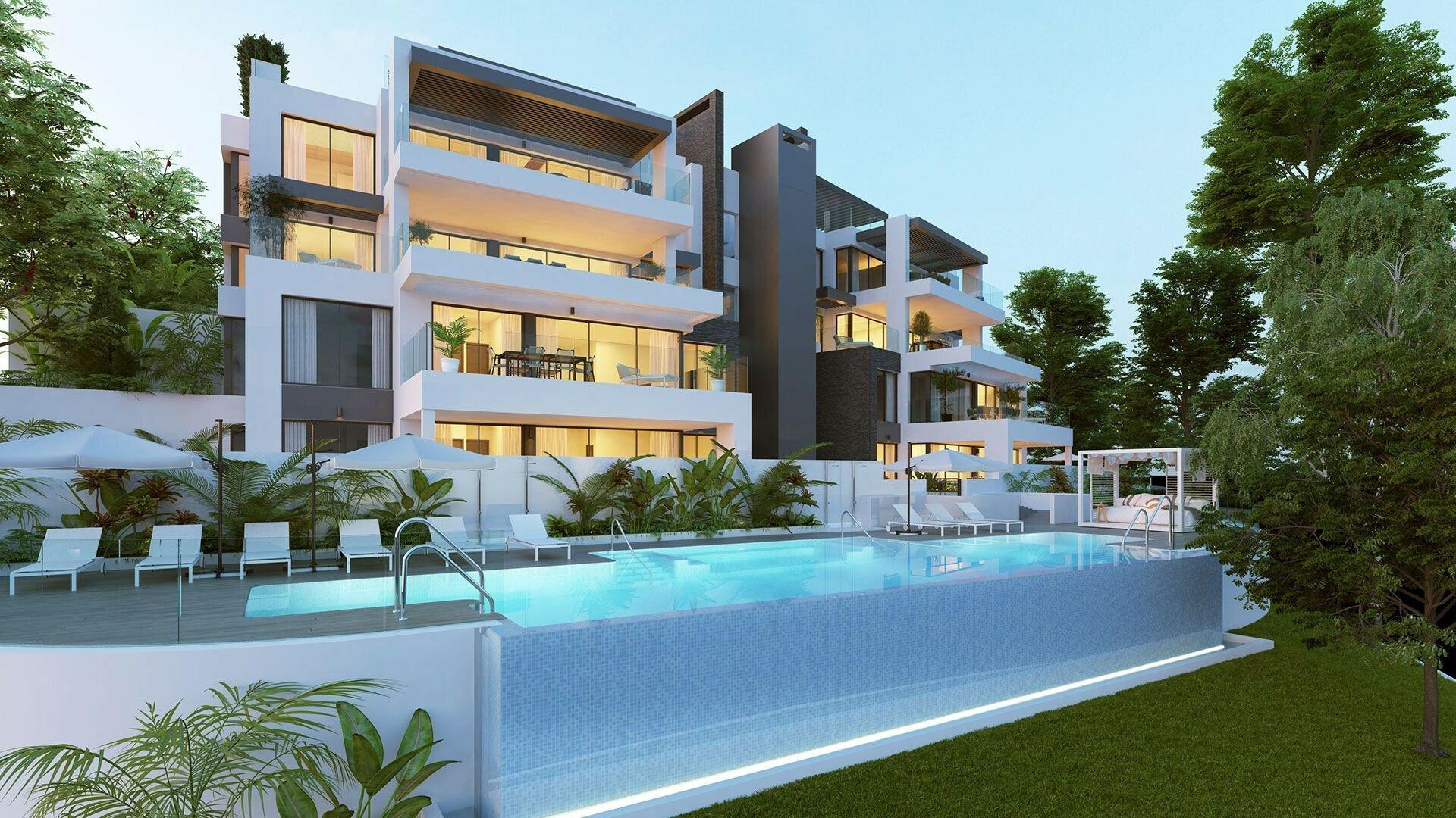 Appartamento a Marbella, Andalusia, Spagna 1 - 11436170