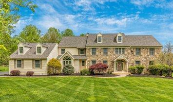 Maison à Malvern, Pennsylvanie, États-Unis 1