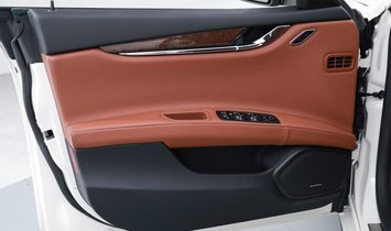Maserati Quattroporte S