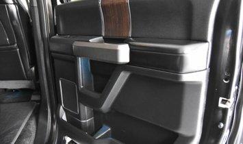 2015 Ford F150 SuperCrew Cab Platinum Pickup 4D 6 1/2 ft