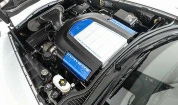 2010 Chevrolet Corvette ZR1 w/3ZR $118,535 MSRP