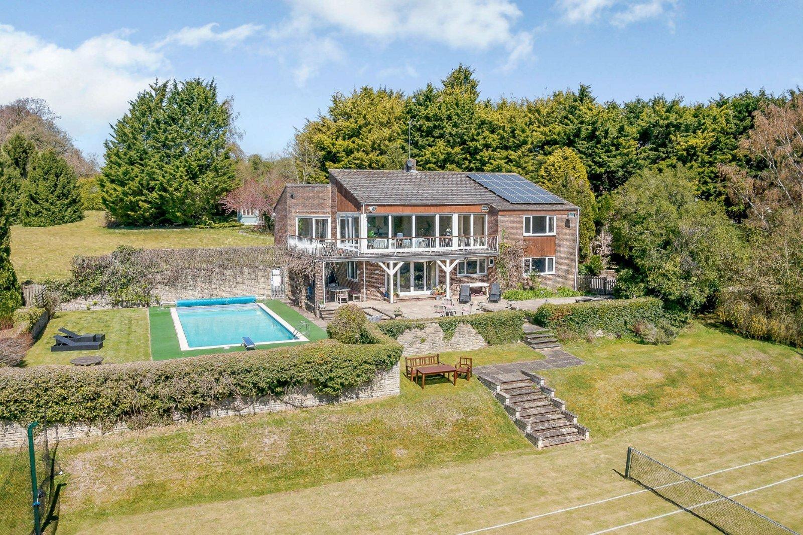 House in Hurstbourne Tarrant, England, United Kingdom 1