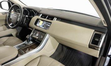 2017 Land Rover Range Rover Sport 3.0L V6 Supercharged HSE