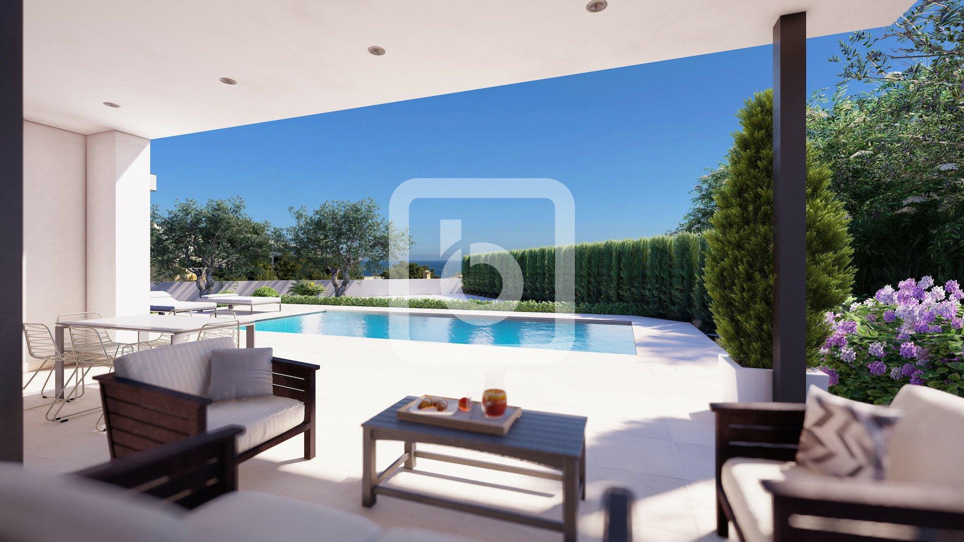 Villa a Benissa, Comunità Valenzana, Spagna 1 - 11439269
