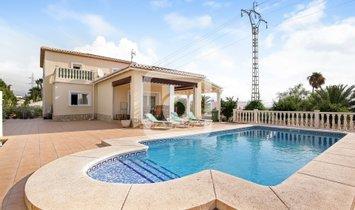 Villa a Calp, Comunità Valenzana, Spagna 1