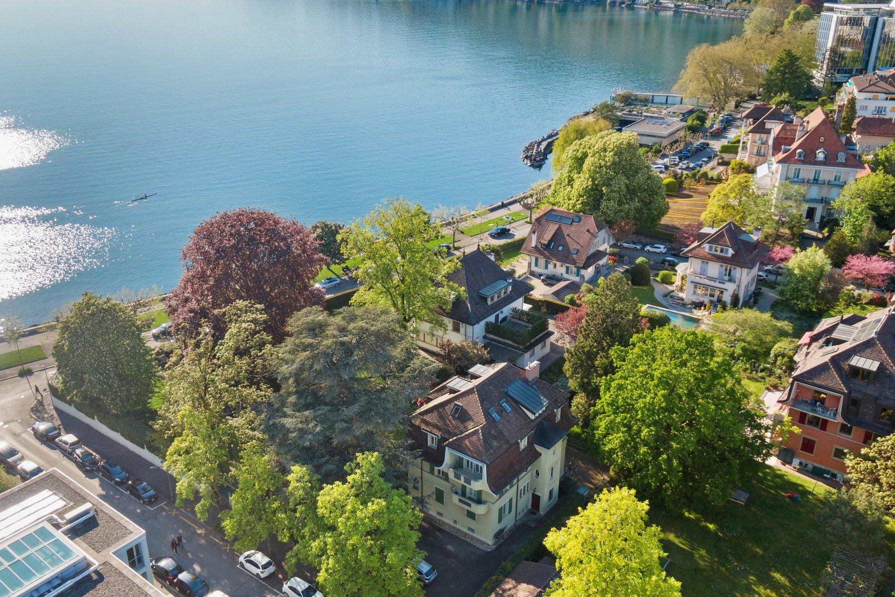 Condo in Vevey, Vaud, Switzerland 1 - 11438500