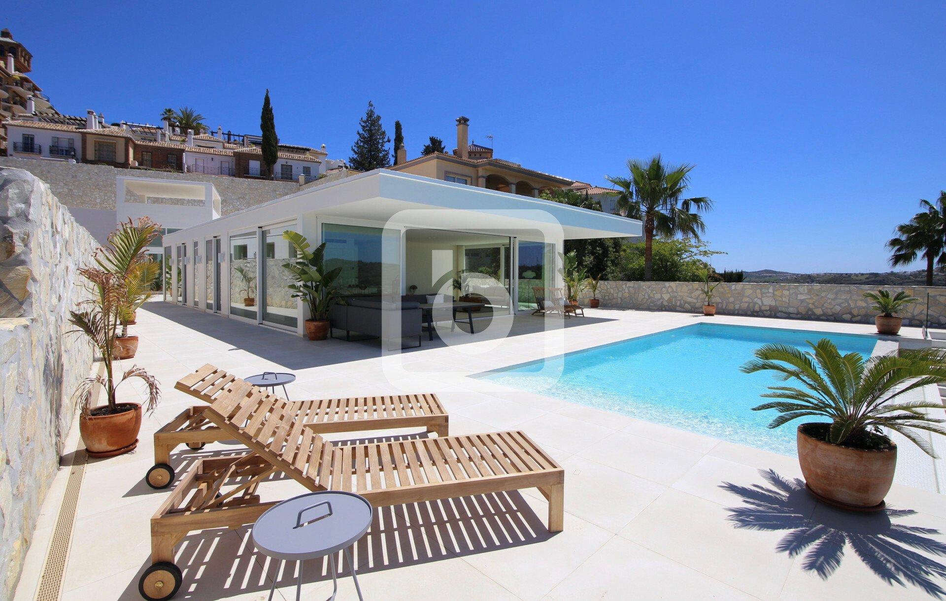Villa a Mijas, Andalusia, Spagna 1 - 11438681