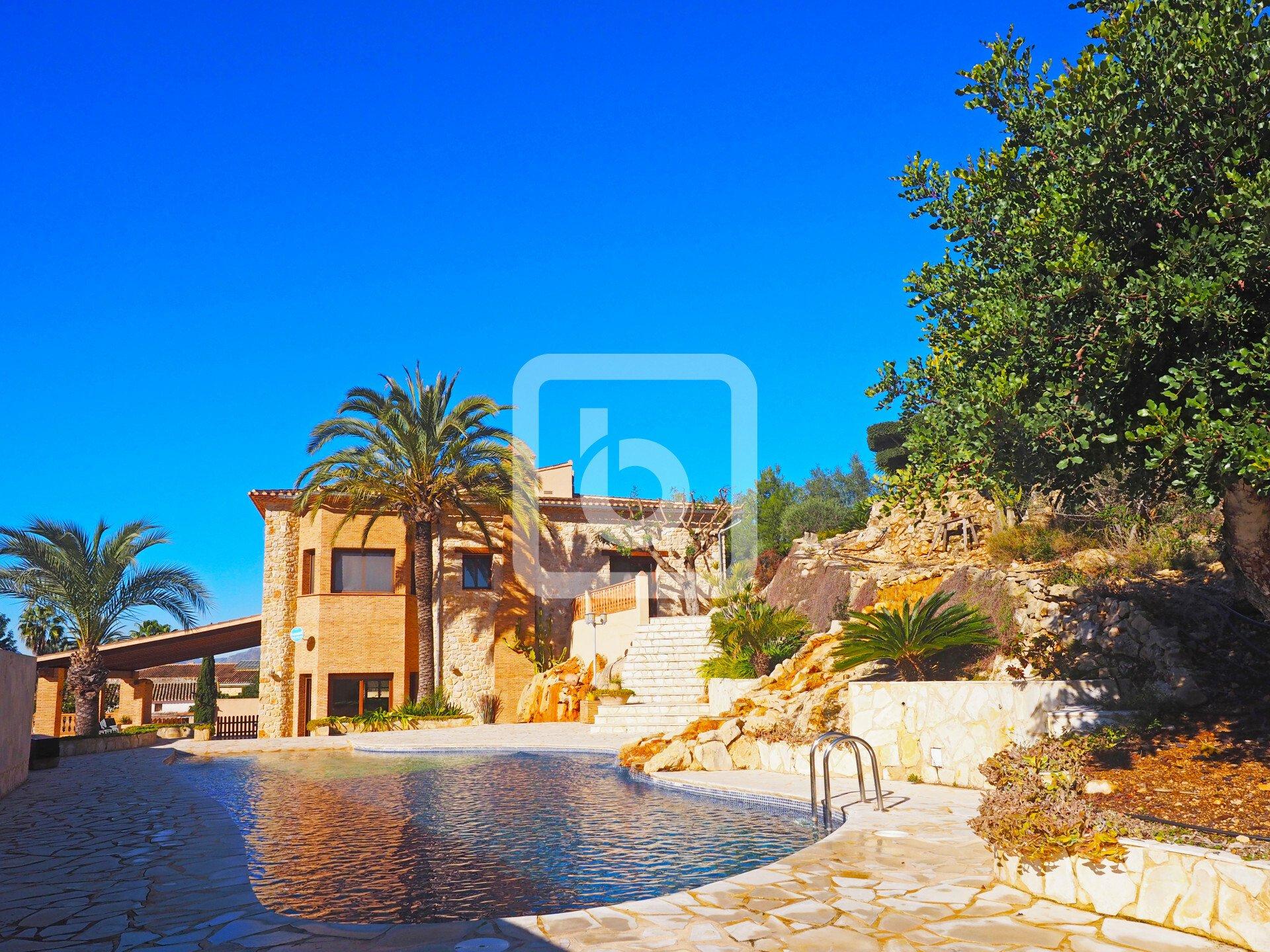 Villa a Pedreguer, Comunità Valenzana, Spagna 1 - 11439376