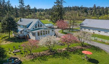 Farm Ranch in Friday Harbor, Washington, United States 1