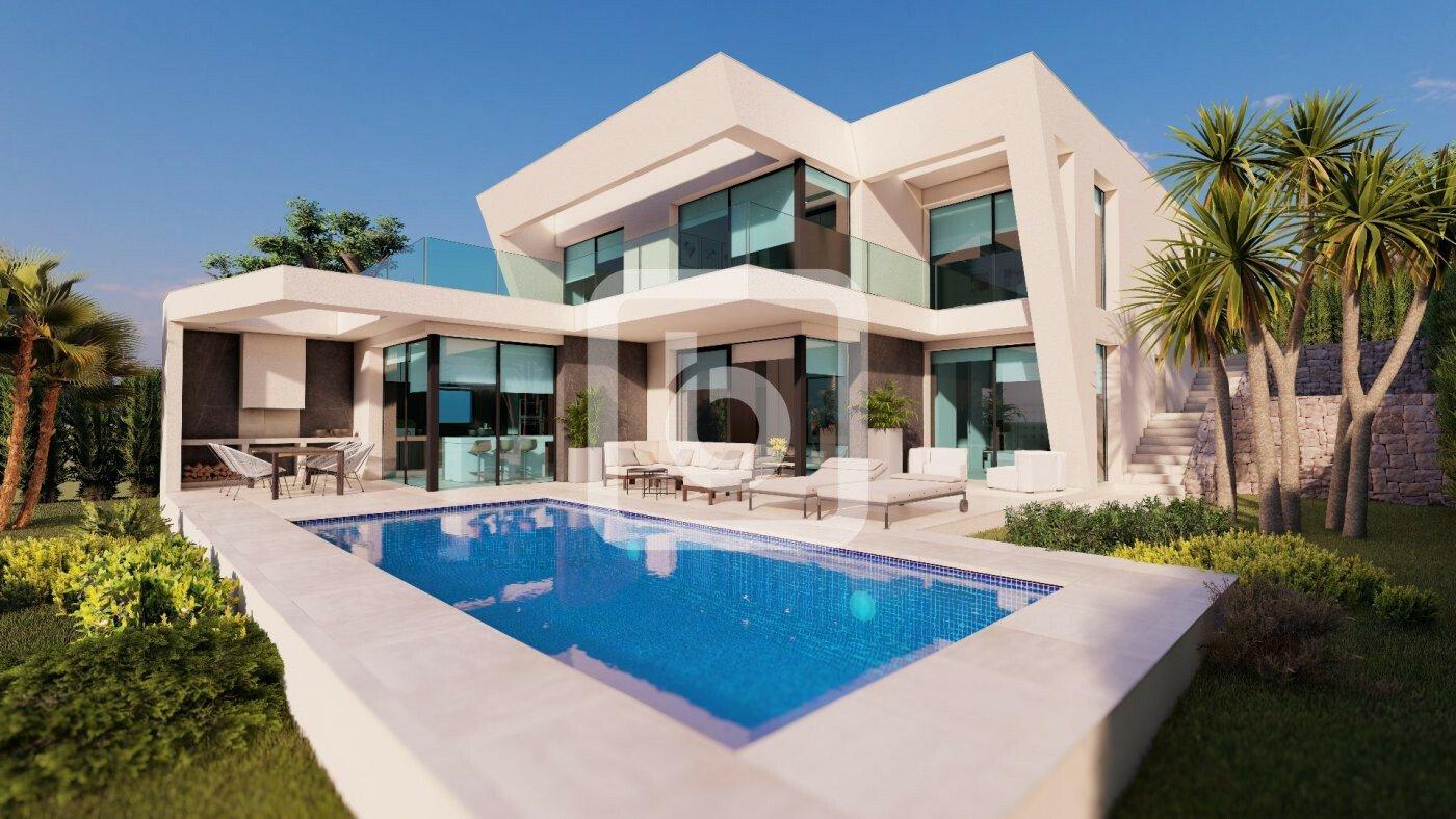 Villa a Calp, Comunità Valenzana, Spagna 1 - 11439460