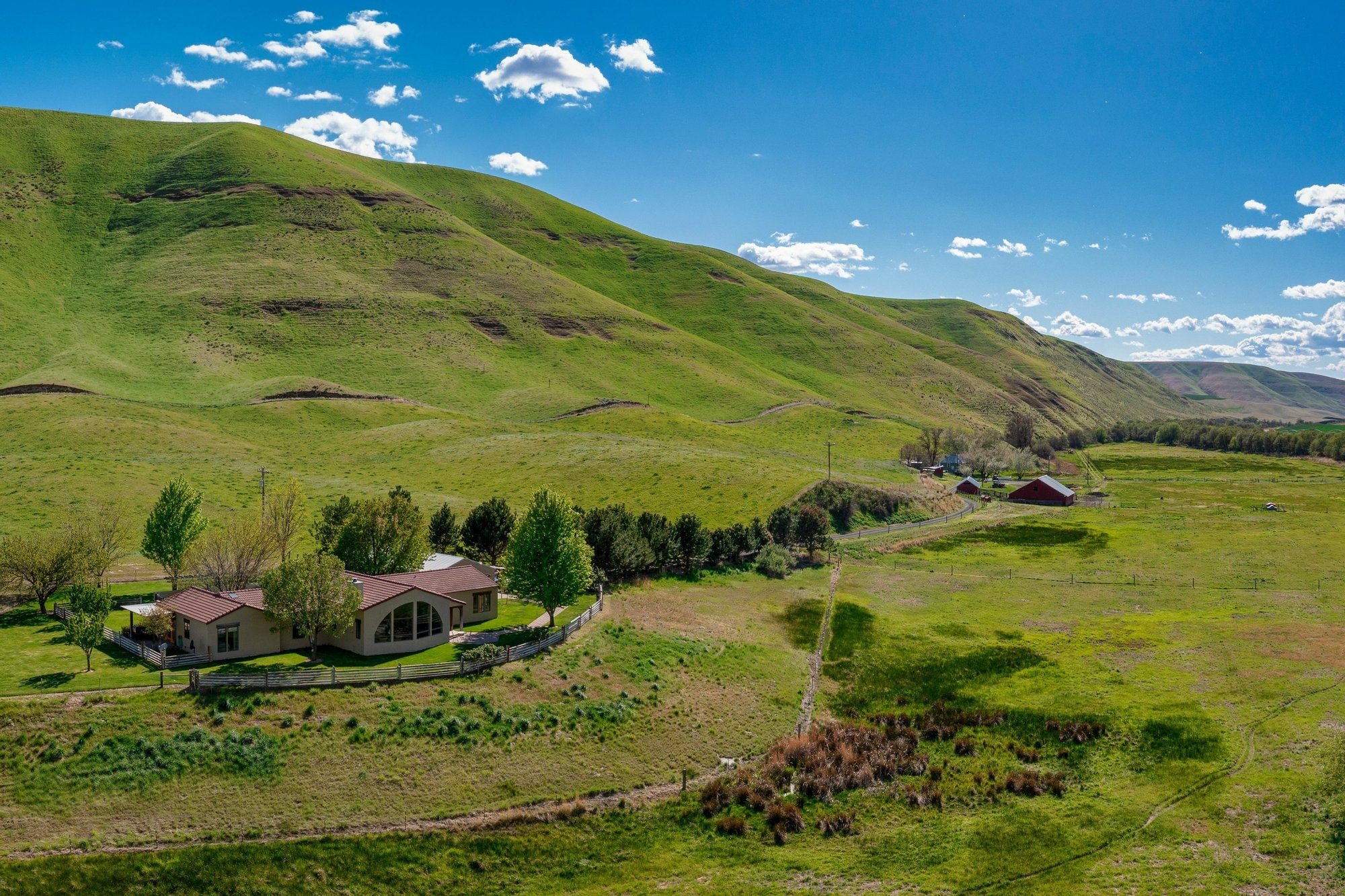 Farm Ranch in Dayton, Washington, United States 1