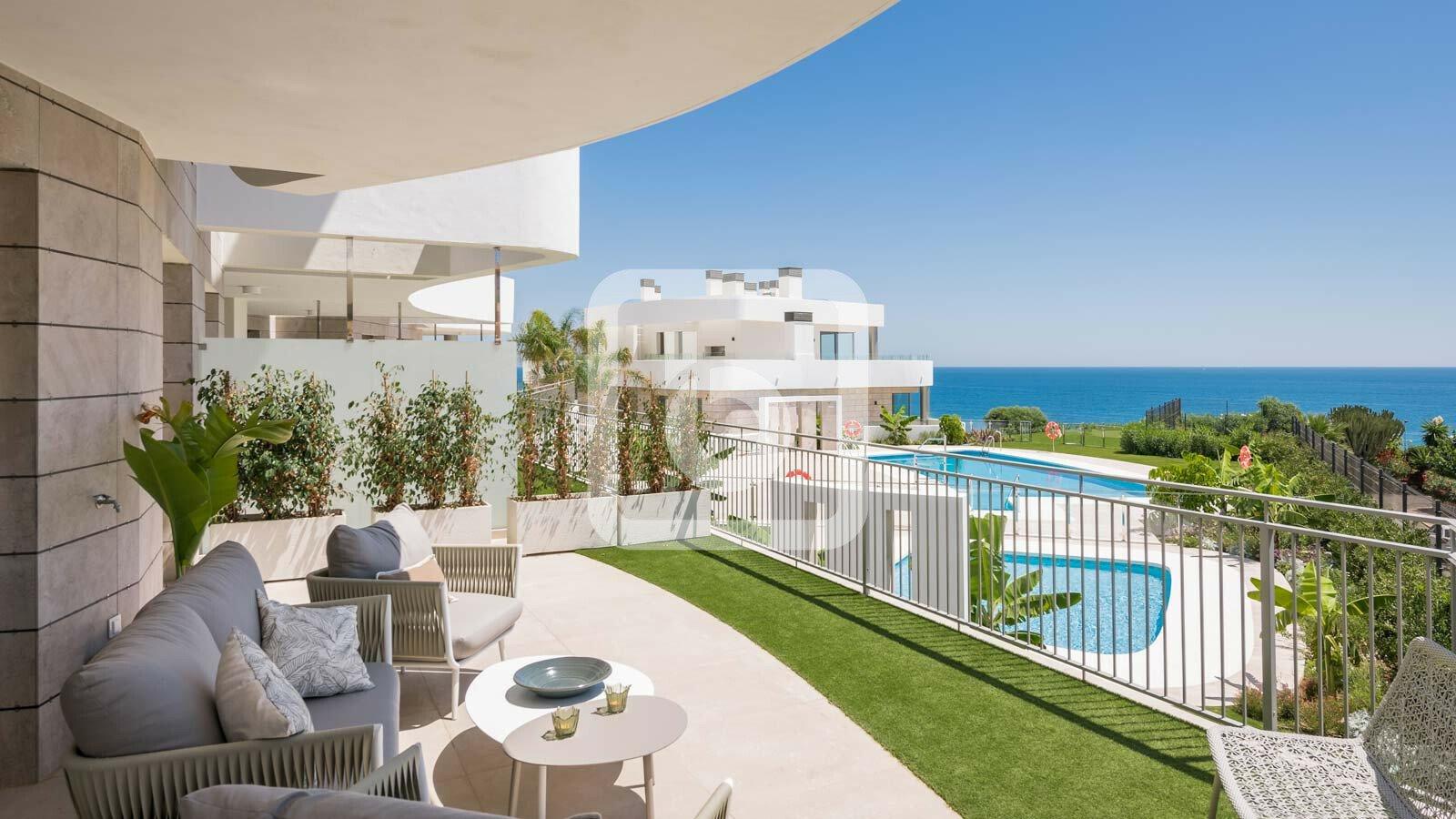 Appartamento a Mijas, Andalusia, Spagna 1 - 11439033