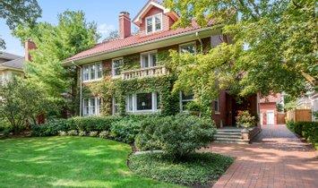 Casa a Evanston, Illinois, Stati Uniti 1