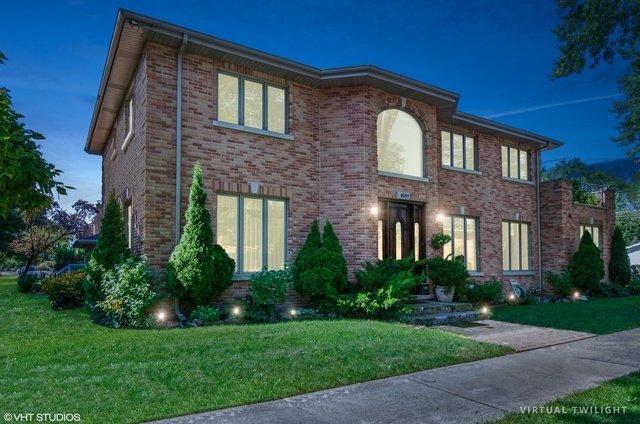 House in Skokie, Illinois, United States 1