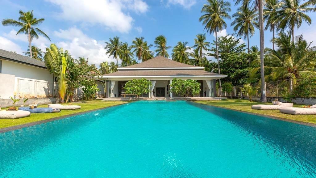 Villa à Koh Samui, Surat Thani, Thaïlande 1 - 11443068