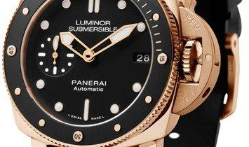 PANERAI LUMINOR SUBMERSIBLE 1950 3 DAYS AUTOMATIC 42MM  PAM00684