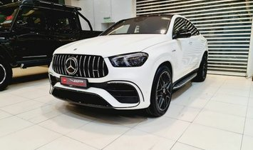 2021 Mercedes-Benz GLE 63 AMG
