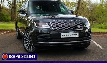 2018 Land Rover Range Rover Vogue SE