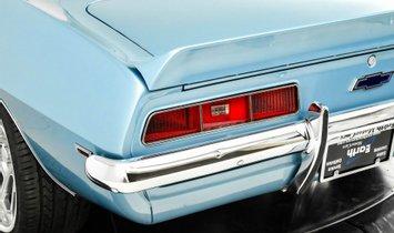 1969 Chevrolet Camaro LT 1 High End Build RestoMod