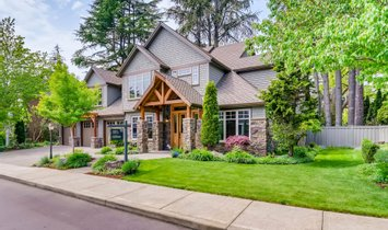 Maison à Lake Oswego, Oregon, États-Unis 1