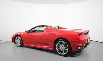 2007 Ferrari F430 2dr Convertible Spider