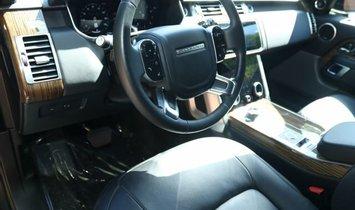 Land Rover Range Rover 4DR SUV V8 SC SWB