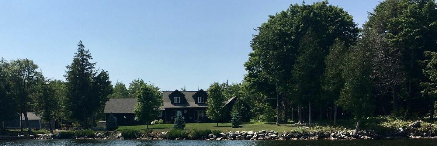 House in De Tour Village, Michigan, United States 1