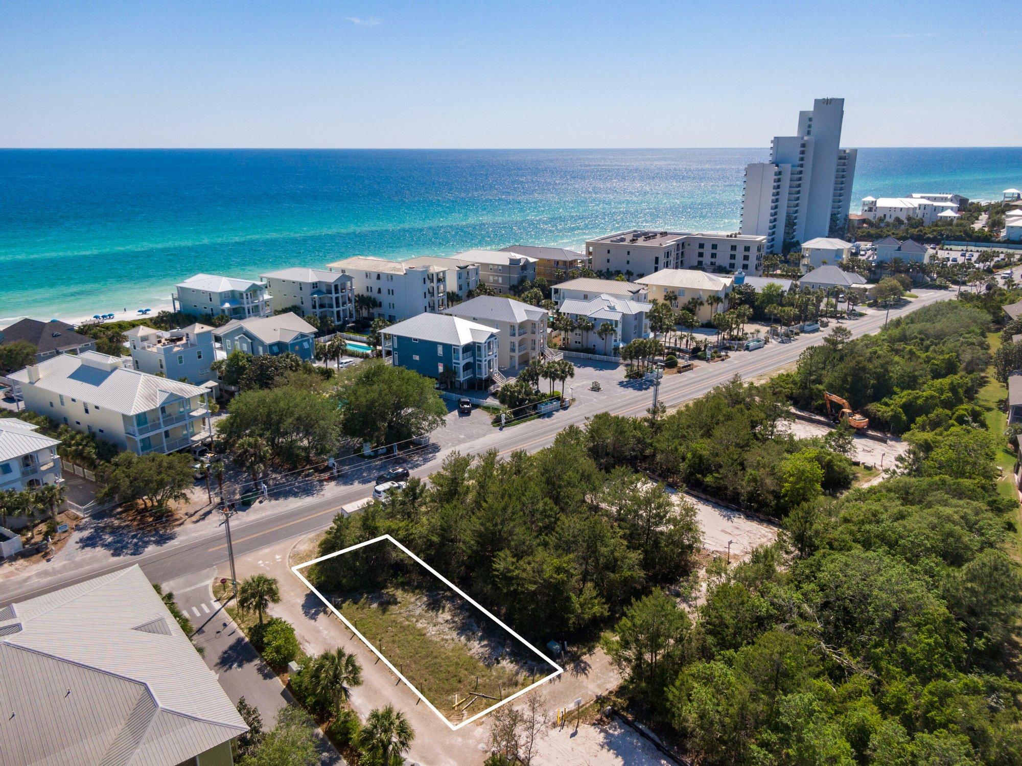 Land in Santa Rosa Beach, Florida, United States 1 - 11442751