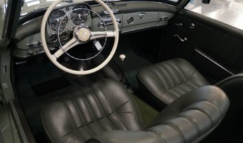 MERCEDES-BENZ 190 Cabrio/Roadster 3drs