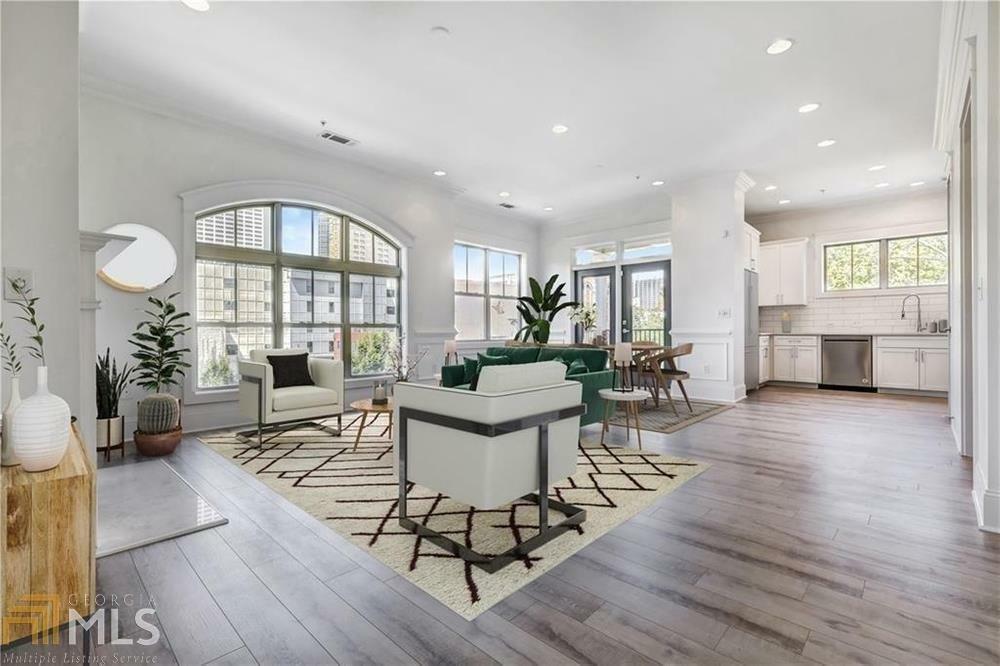 Apartment in Atlanta, Georgia, United States 1