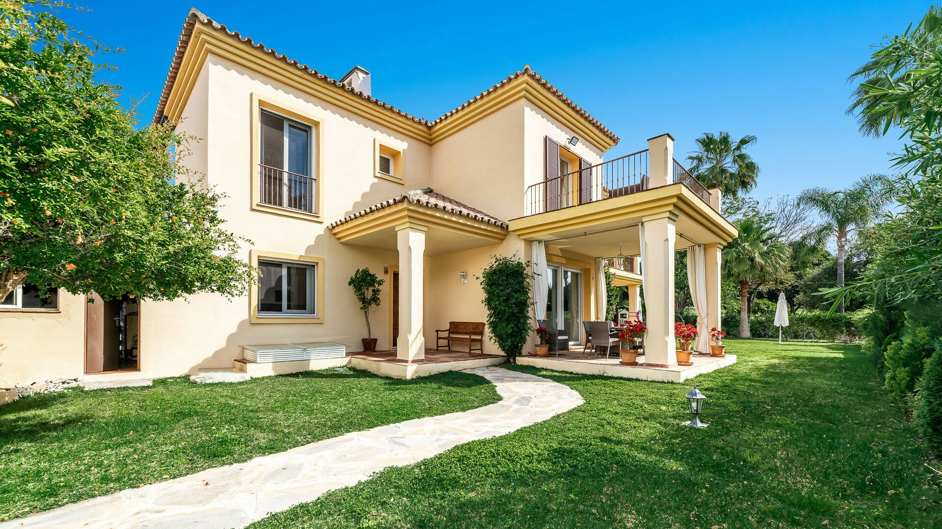 House in Marbella, Andalusia, Spain 1 - 11441827