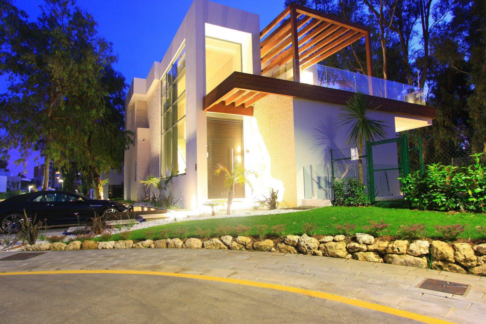 Villa a Estepona, Andalusia, Spagna 1 - 11443226