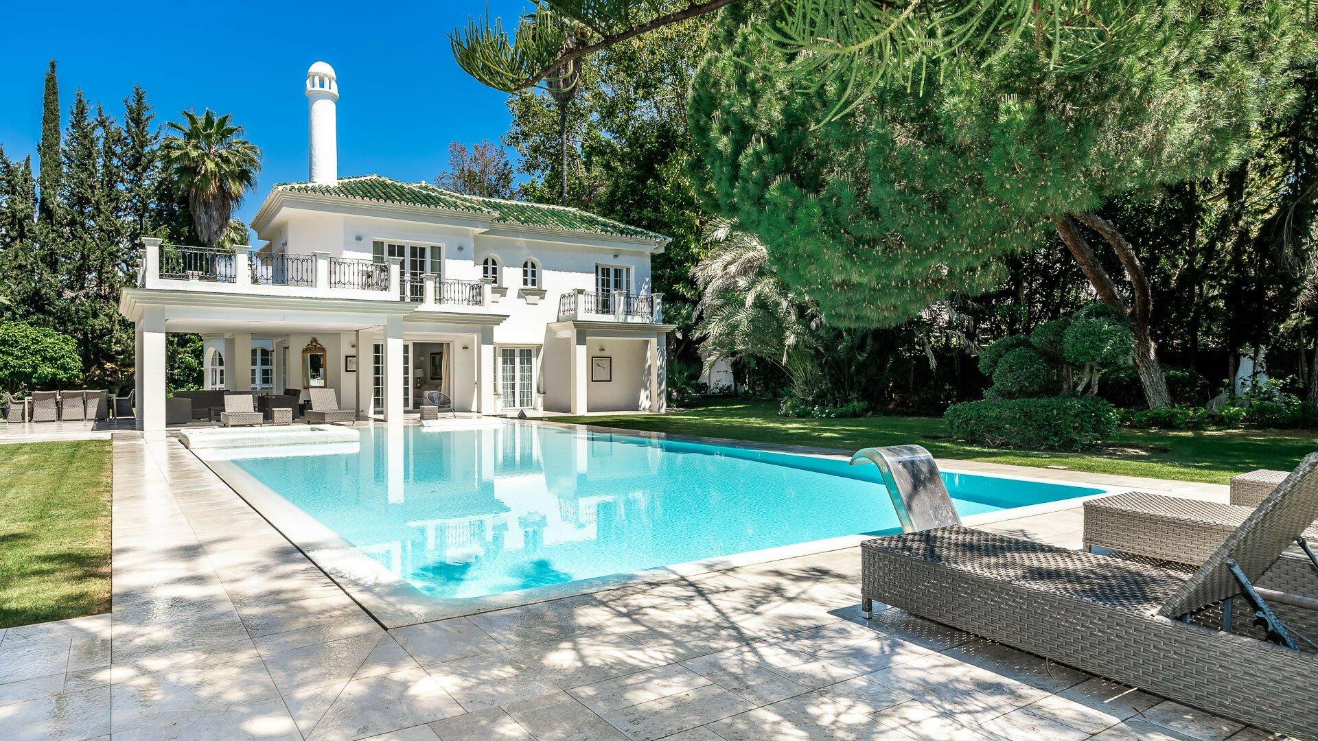 Villa in Marbella, Andalusia, Spain 1 - 10608182