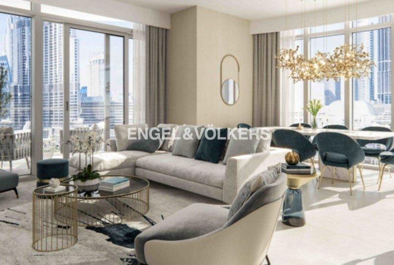 Appartamento a Dubai, Dubai, Emirati Arabi Uniti 1 - 11445096