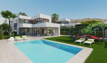 Villa in Finestrat, Valencian Community, Spain 1