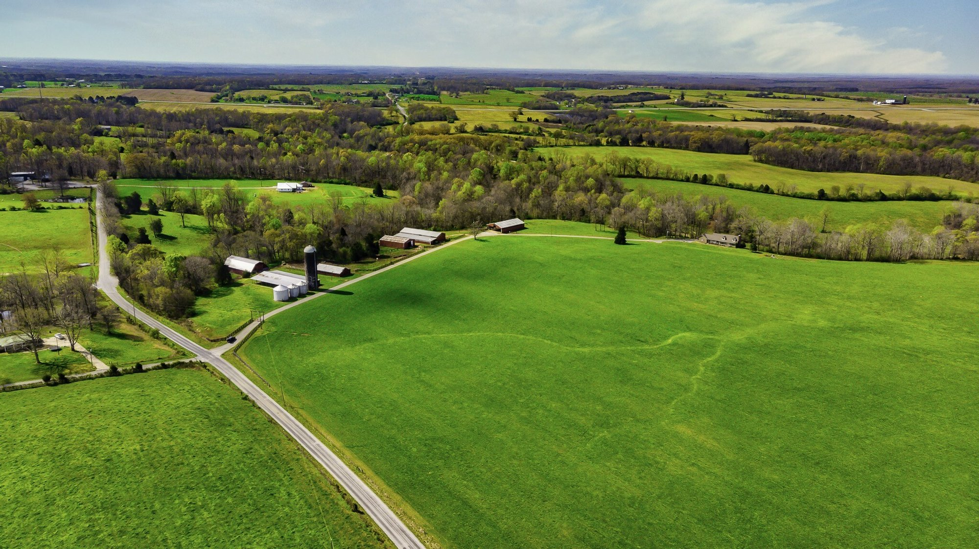Farm Ranch in Lawrenceburg, Tennessee, United States 1