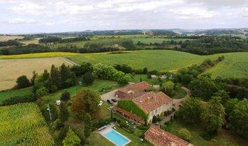 House in Lavaur, Occitanie, France 1